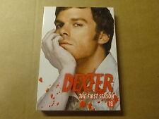 4-DISC DVD BOX / DEXTER - SEIZOEN 1