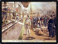 Königin Spanien Nach Cortes Kriegsgefangene Key-West Suicide Arc Der PT Journal