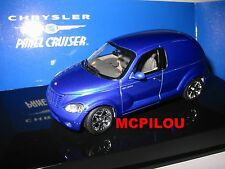 AUTOART CHRYSLER PANEL CRUISER METALLIC BLUE  au 1/43°.