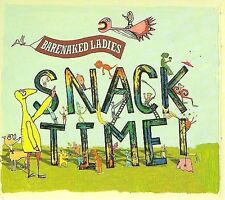 Snacktime! Barenaked Ladies Audio CD