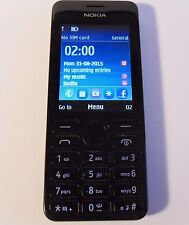 Nokia 206 (O2 & Tesco Network) Mobile Phone