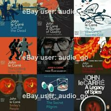 John le Carre - The Complete Smiley Audiobooks