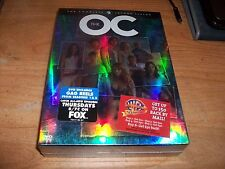 The O.C. The Complete Second Season 2 (DVD, 2005, 7-Disc Set) Drama TV Show NEW
