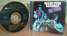 GRAND FUNK RAILROAD - On Time  (Japan Pressung)