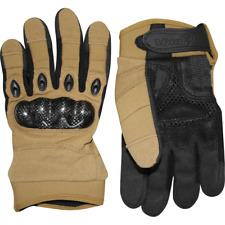 Viper Tactical Elite Gloves Airsoft Coyote Tan Size Medium Carbon Fiber Knuckle