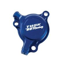 Tusk Aluminum Oil Filter Cover Blue Anodized YAMAHA WR450F 2003-2015 wr 450f