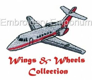 WINGS & WHEELS COLLECTION - MACHINE EMBROIDERY DESIGNS ON CD OR USB