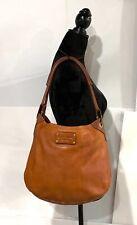 Vintage KATE SPADE NEW YORK Saddle Tan Natural Marked Top Grain Leather Hand Bag