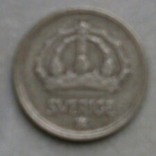 Schweden 10 Öre Silber 1947