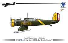 "Czech Master Resin 1/72 Curtiss A-12 Shrike ""Radial Engine"" # 72240"