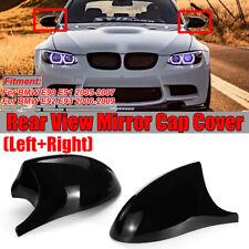 M3 Style Replacement Mirror Cap Cover For BMW 3 Series E90 E91 E92 E93 Pre-LCI