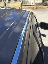 For 2009-2014 FORD F-150 CHROME ROOF TOP TRIM MOLDING KIT