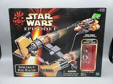 1998 Hasbro Star Wars Episode I Sebula's Pod Racer w/ Exclusive Sebula Figure