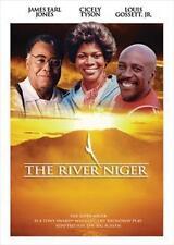 THE RIVER NIGER - JAMES EARL JONES LOUIS GOSSETT JR DRAMA NEW DVD MOVIE SEALED
