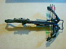 New listing Crossbow Killer Instinct 370 New with 4x32 Scope 370 FPS Accessories and Manual