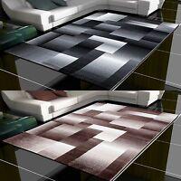 Design Moderne Géométrique Tapis à poils ras salon différentes couleurs et
