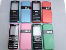 REPLACEMENT MOBILE PHONE FASCIA / HOUSING / CASE / COVER - NOKIA 6080 -4 COLOURS