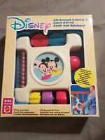 Disney Greif- und Spielspaß Mattel Neu Ovp Vintage Baby 6-24 Monate 1992