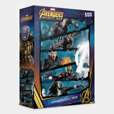 "Jigsaw Puzzles 500 Pieces ""Avengers : Infinity War"" / Marvel / M520"