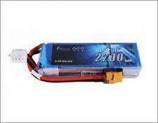 Gens Ace 2200mAh 25C 11.1V 24.4Wh 3 cell lipo battery xt60 plug