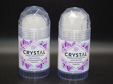 2 Pack Crystal Deodorant Stick 4.25 oz *Brand New*