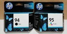 HP 94 95 Combo Ink Cartridges NEW GENUINE