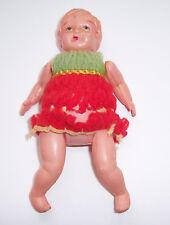 Alte Zelluloid Puppe Japan Größe: 15 cm um 1940/50 ! (N3