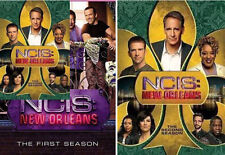 NCIS: New Orleans The Complete Series Seasons 1-2  (DVD) NEW