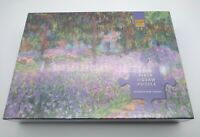 M&S 1000 Piece Jigsaw - Watercolour Garden Theme - Brand New & Sealed
