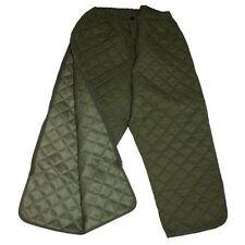Pantaloni termici L nuovo oliv Esercito DK Protezione freddo lunghi Inverno