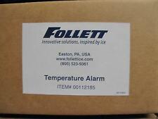 Follett Temperature Alarm Model 00112185 NEW and Sealed In Box