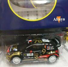 Citroen DS3 Rally De France Ixo Loeb 1/18
