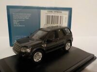 Model Car, Land Rover Freelander - Black, 1/76 New