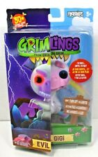 "WowWee - Fingerlings Grimlings ""Evil Gigi"" From Grin to Grim (New) Unicorn"