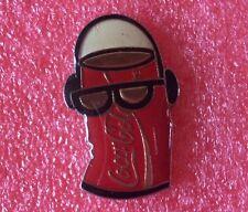 Pins COCA COLA Coke Canette Casque Walkman