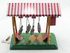 Blechspielzeug - Schiffschaukel mit Gondeln  4080463