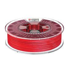 Form Futura Transparent Red 2.85mm 3D Printer ABS Filament
