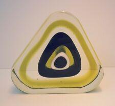 MURANO GLASS MURRINE VISTOSI RARE SCULPTURE PAPERWEIGHT
