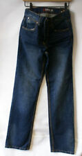 Cotton Hand-wash Only Straight Leg Jeans for Women