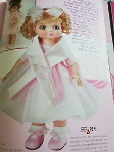 NRFB ~Marie Osmond Adora Belle FOR THE CURE Breast Cancer Toddler Vinyl Doll