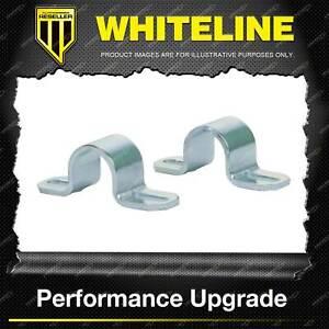 Whiteline Front Sway Bar Mount Saddle W21301 for Nissan Patrol GQ Y60 GU Y61