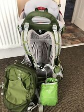 Osprey Poco AG Premium Baby/Child Carrier + Sunshade + Rain Cover