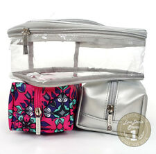 MARY KAY COSMETIC ORGANIZER BAG 3 in 1 SET, COLORED, LIMITED EDITION!!!