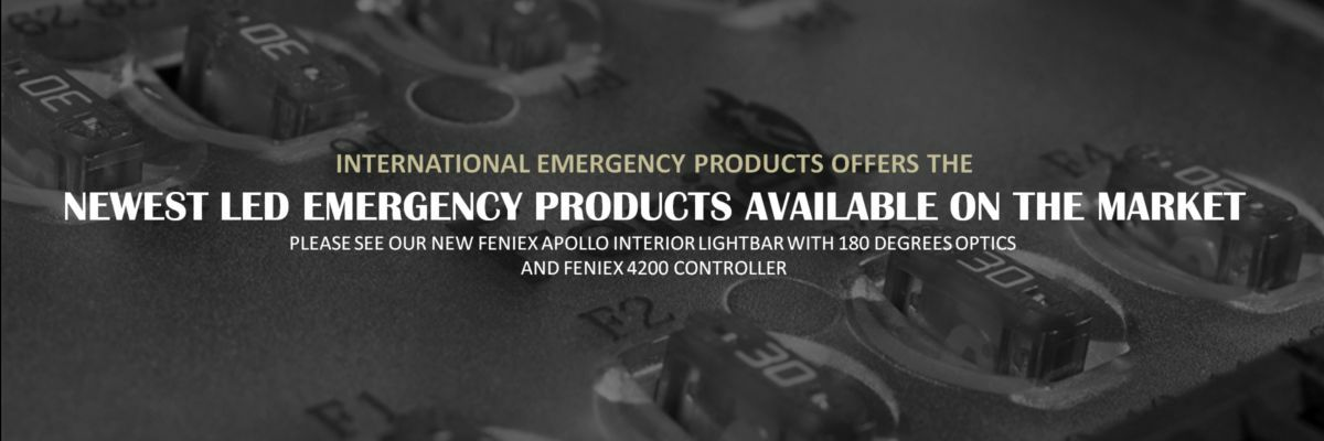 INTERNATIONAL EMERGENCY PRODUCTS