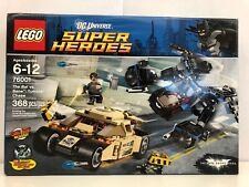 Lego Dc Universe Super Heroes 76001 The Bat vs. Bane Tumbler Chase New Unopened