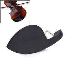 4/4 Violin Chin Rest Chinrest Wood With Standard Bracket Black ColorV#a