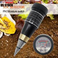 US Digital Soil PH Tester Water Moisture Light Test Meter Garden Plant Flower