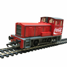 HORNBY OO Gauge Coca-Cola Loco  0-4-0
