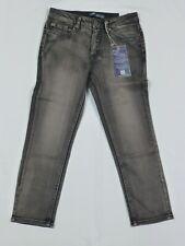Arizona Ultimate Skinny 7/8 Jeans Größe 38 grau