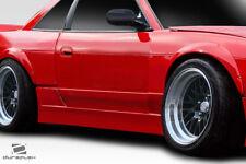 For 1989-1994 Nissan 240SX S13 2DR Duraflex RBS V1 Side Skirts - 2 Piece 113865